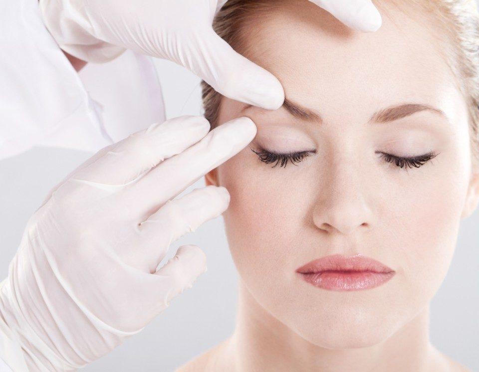 Chirurgia palpebre